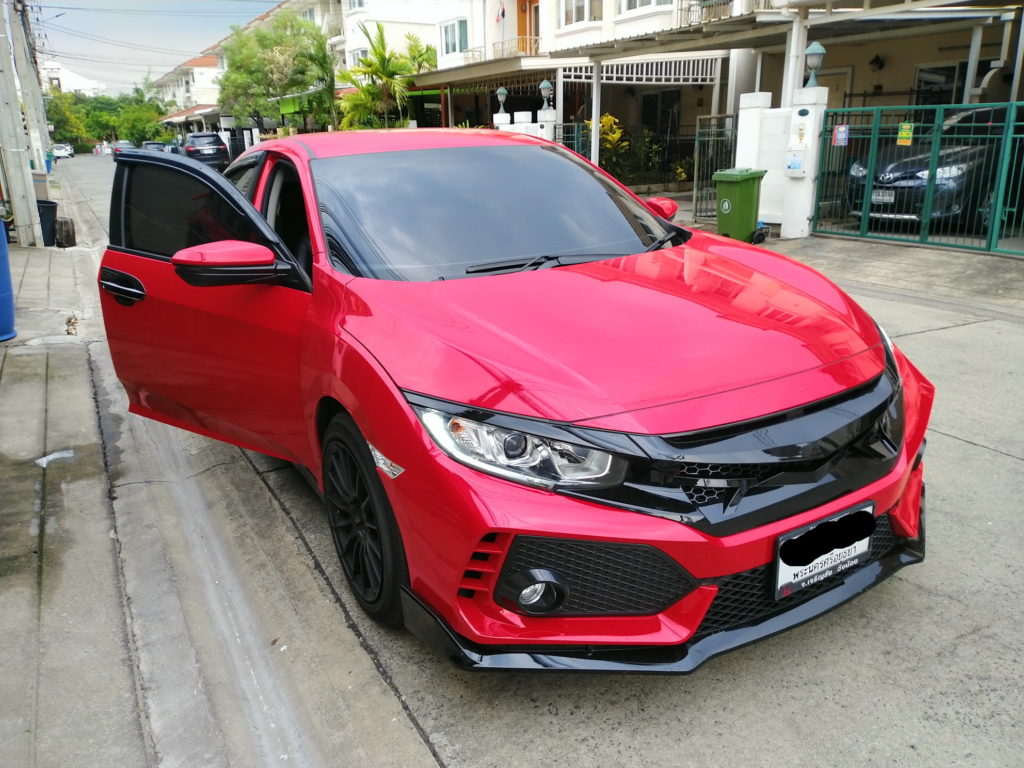 Remap-Reflash-ECU-Honda-Civic-FC-Red-Front2