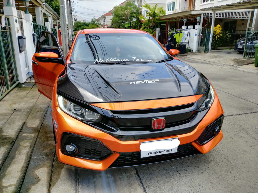 Remap-Honda-Civic-FC-Orange-Front2