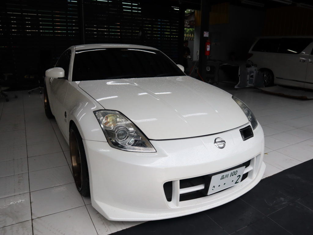 Remap-Nissan-350Z-Front
